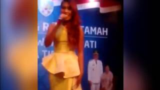 Evi Masamba - Mimpi Terindah Show in Tarakan Kaltara