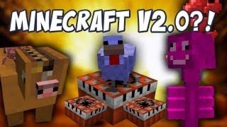 Minecraft 2.0 EARLY ACCESS!! w/ SoTotallyToby