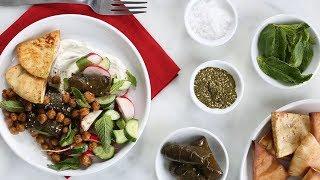 Mezze Salad- Everyday Food With Sarah Carey by Everyday Food