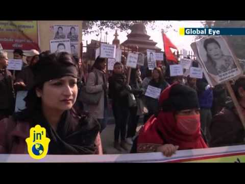 Nepalese protest violence against women: regional reaction continues to Delhi rape death