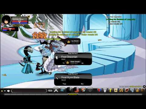 =AQW= Chinese New Year [2013] : How To Get Dual Snake Katanas 13