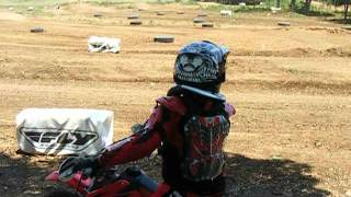 9. Wildflower MX and ATV Park - Part I - 2006 Honda CRF100F