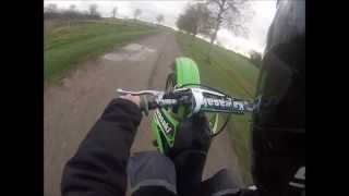 1. kawasaki kx 85 top speed!!!
