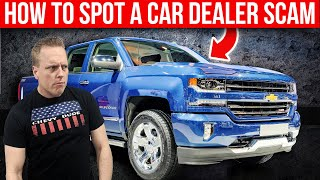 Video How to Spot a dealership scam when shopping for a new car or truck. MP3, 3GP, MP4, WEBM, AVI, FLV Juli 2018