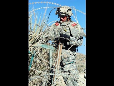 ARMY BASIC TRAiNING FT DIX NJ PARAGON TRAILS PT 1