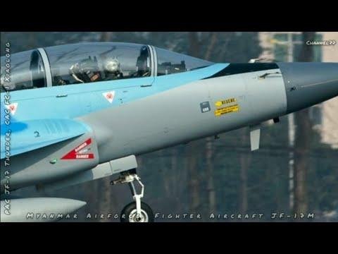 Myanmar Air Force: designated JF-17M,...