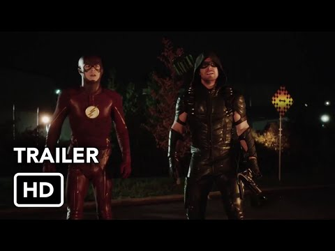 Arrow 4.08 (Preview 'Heroes Join Forces')