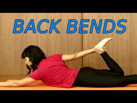 Yoga for Beginners : Back Bends