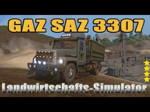 GAZ SAZ 3307 v1.0