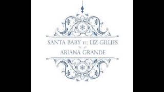 Ariana Grande & Liz Gillies - Santa Baby (Audio)
