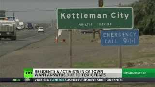 Kettleman City (CA) United States  City new picture : Toxic Town Fights Landfill Expansion
