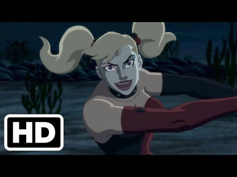 SUICIDE SQUAD: Hell to Pay - Trailer Debut (2018) Tara Strong, Christian Slater (видео)