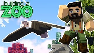I'm Building A Zoo In Minecraft! - 3 Exhibits In 1! - EP23