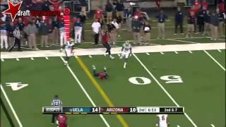 Jordan Zumwalt vs Arizona (2013)