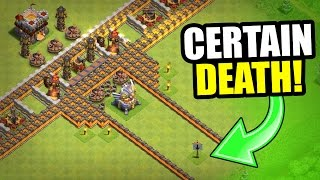 "Video MISSION IMPOSSIBLE ""GREAT WALL"" TROLL BASE! - Clash Of Clans MP3, 3GP, MP4, WEBM, AVI, FLV Oktober 2017"
