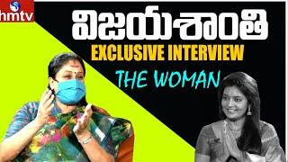 Fire Brand Vijayashanthi Exluslive Interview | The Woman |