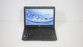Видео обзор ноутбука Acer TravelMate P243-M