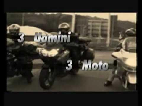 01 - Viaggio in moto Pontremoli-Nordkapp