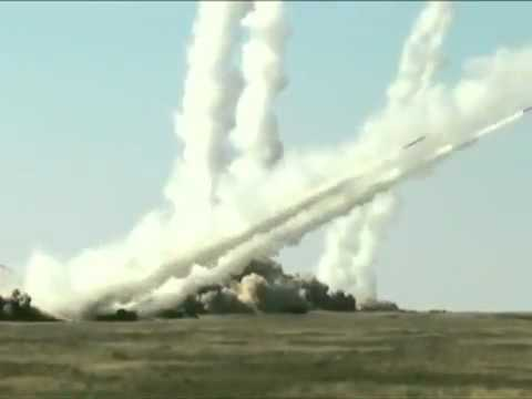 russian missile - Please visit my channel @ http://www.youtube.com/user/vexed123 Brilliant footage of the Russian Army launching multiple mobile ballistic missiles including I...