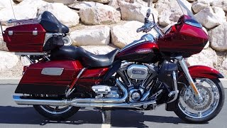 8. FOR SALE 2011 Harley Davidson FLTRUSE Ultra Road Glide CVO Touring Custom Motorcycle 110 Motor!