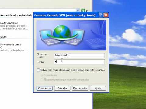 Aula 9 - Servidor de Acesso remoto VPN no Windows Server 2003 R2