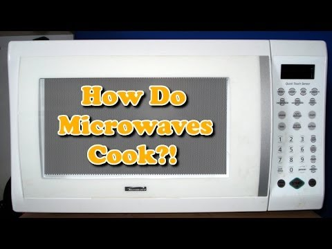 How Do Microwaves Cook?