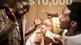 Ay Comedy Skit - $10,000 Featuring Ay, Chris Attoh And Venita Akpofure