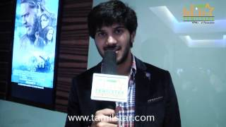 Actor Dulquer Salman Speaks at Vaayai Moodi Pesavum Press Meet