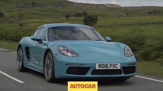 Porsche 718 Cayman S - still the perfect sports car? | First Drive | Autocar by Autocar