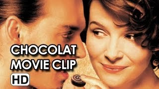 "Johnny Depp in ""Your Favorite"" Movie Clip from Chocolat"