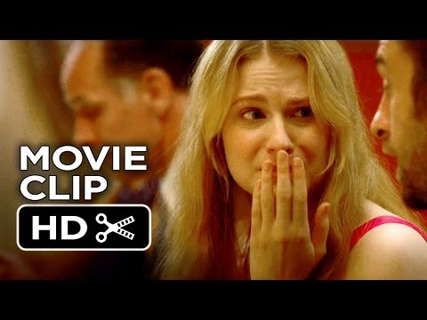 Barefoot Movie CLIP - Salads (2014) -  Evan Rachel Wood, Scott Speedman Movie HD