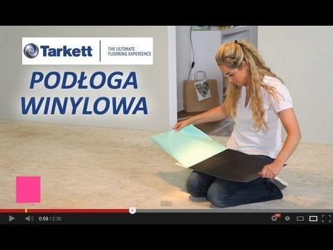 Poradnik-montaż podłogi winylowej firmy Tarkett