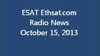 ESAT Ethsat.com Radio News October 15 2013 Ethiopia