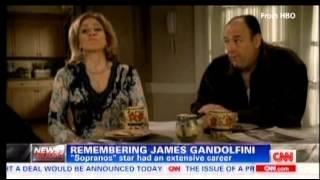 remembering james gandolfini CNN 6.20.13