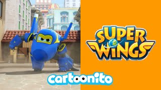 Video Super Wings | The Missing Costume | Cartoonito UK MP3, 3GP, MP4, WEBM, AVI, FLV Agustus 2017