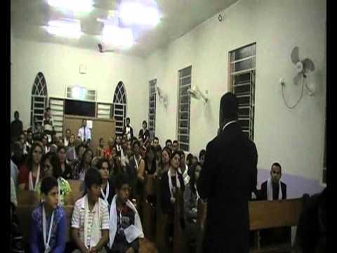 Campanha de Avivamento e Milagre em Martinópolis -Mensagem Pr Cirilo PARTE 1