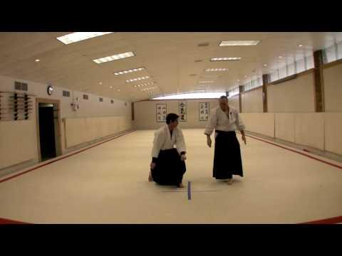 Ni kata - (Koryu Dai Ni) (8) with Nick Lowry