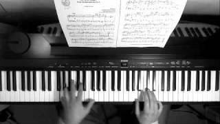 J. S. Bach: Air on the G String (piano) - YouTube