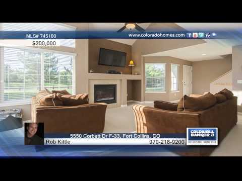 5550 Corbett Dr F-33  Fort Collins, CO Homes for Sale | coloradohomes.com