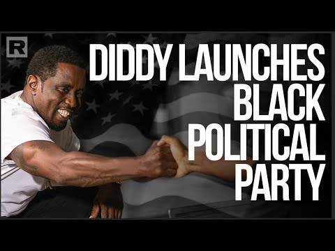 Diddy talks Joe Biden, Donald Trump and the launch of a Black Political Party