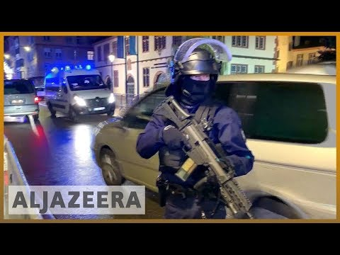 🇫🇷Strasbourg shooting: French police hunt for gunman   Al Jazeera English