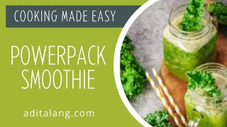 Power Pack Smoothie
