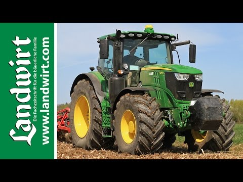 John Deere 6215R | landwirt.com