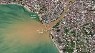 Video Palu earthquake and tsunami on September 28, 2018 MP3, 3GP, MP4, WEBM, AVI, FLV Februari 2019