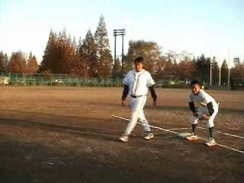 【小学生】野球 走塁の基本