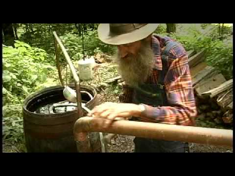 sutton - Popcorn Sutton makes moonshine in the documentary The Last One from Sucker Punch Pictures. The film is available on DVD at http://www.suckerpunchpictures.com.