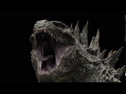 Original Godzilla (2014) Roar