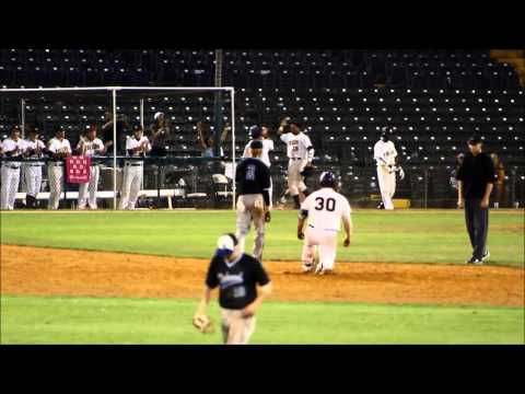 Video Highlights: Baseball vs. Kirkwood (3/15/2016) W, 5-3