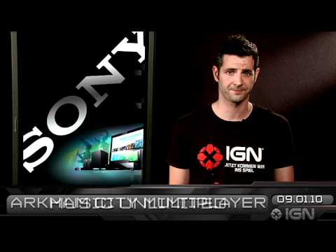preview-IGN Daily Fix, 9-1: Arkham 2 Multiplayer & New iPods (IGN)