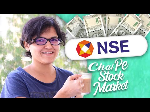 How To Use NSE Website? NSE India Special Chai Pe Stock Market! Day 9 with CA Rachana Ranade